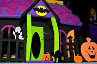 Foam Haunted House